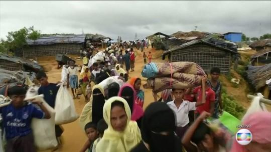 Mundo tem 68,5 milhões de pessoas deslocadas, maior número em 7 décadas, diz ONU