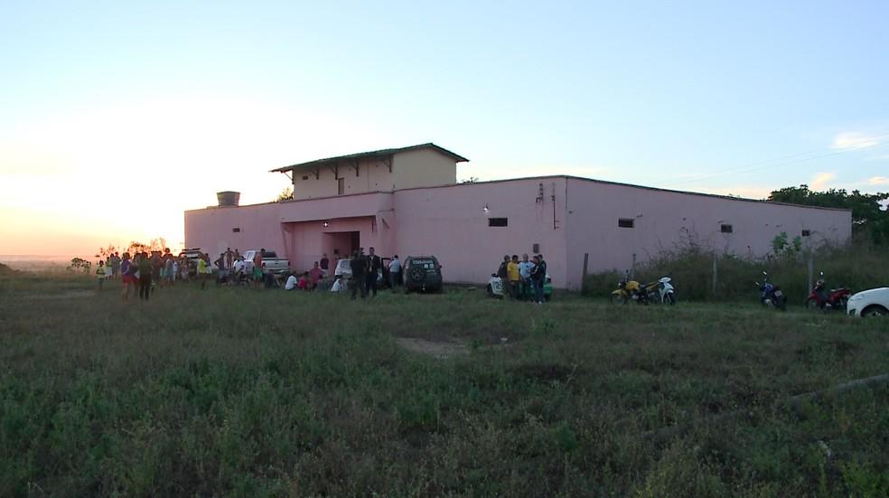 Dono de pousada foi encontrado morto dentro de estabelecimento (Foto: Reprodução/TV Clube)