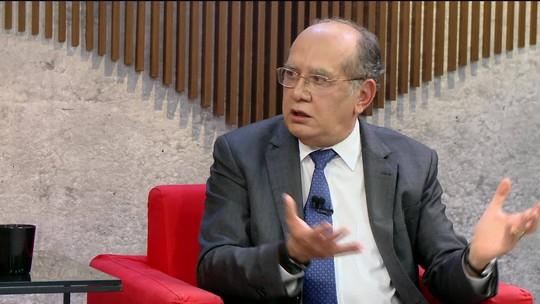 Gilmar Mendes critica supostas mensagens de Moro e Dallagnol