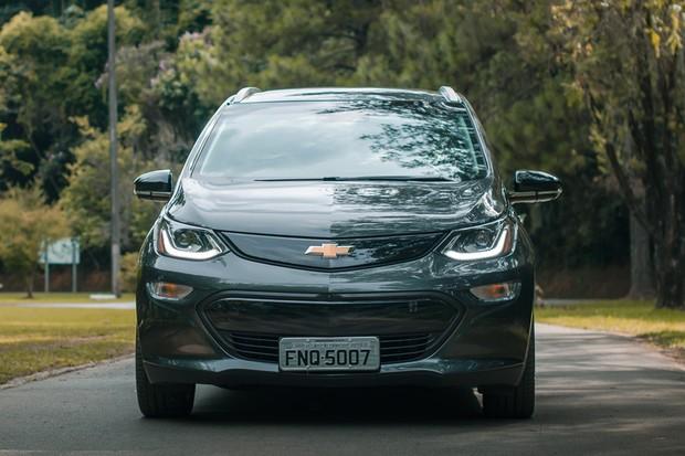 Chevrolet Bolt (Foto: Gustavo Maffei)