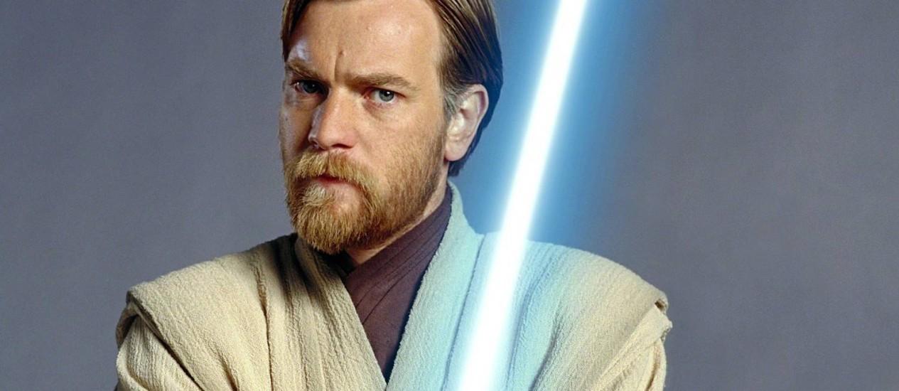 Um dos filmes planejados até então era inspirado em Obi Wan Kenobi (Foto: Divulgação)