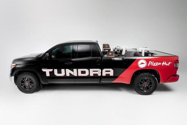 Toyota Tundra (Foto: reprodução)