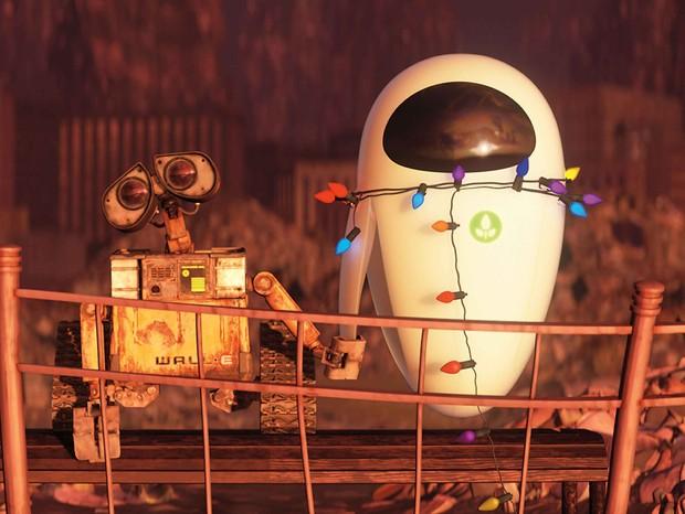 Cena do filme Wall-E (Foto: reprodução)