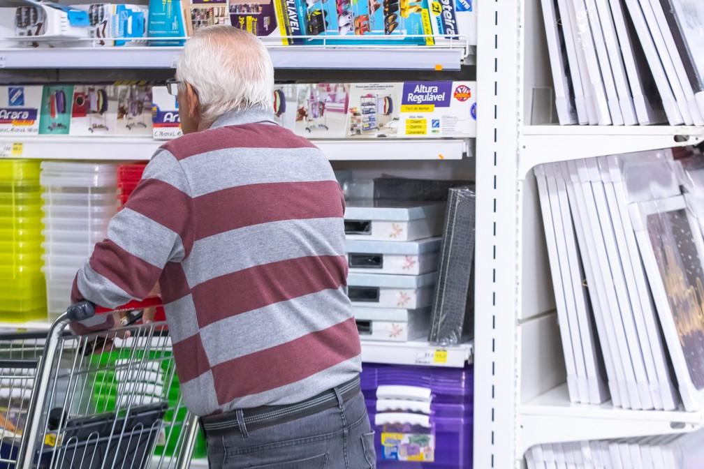 Envelhecimento da população e mudanças no mercado de trabalho impõem desafios para os próximos anos, diz OIT — Foto: Celso Tavares/G1