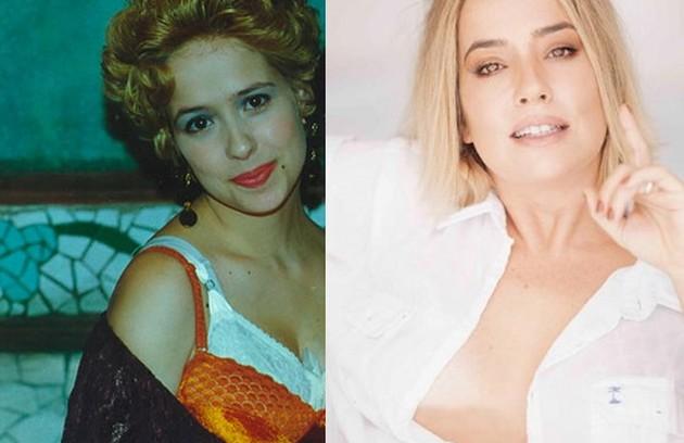 Paloma Duarte interpretou Leonor, amiga de Hilda. Sua última novela foi 'Malhação: Toda forma de amar' (Foto: Reprodução)