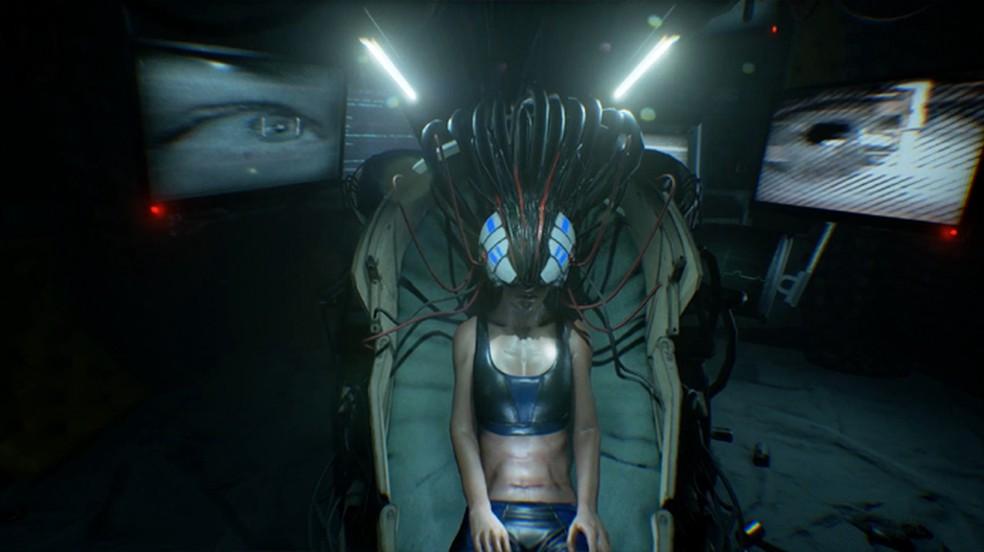 Observer é um game de terror psicológico sobre um detetive que invade a mente dos suspeitos — Foto: Reprodução/Steam