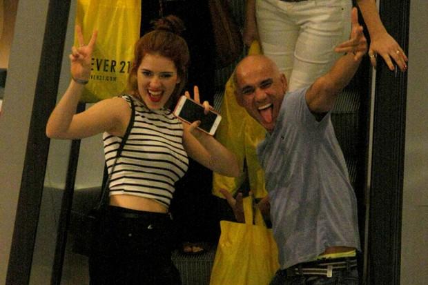 Ana Clara e Ayrton (Foto: AgNews)
