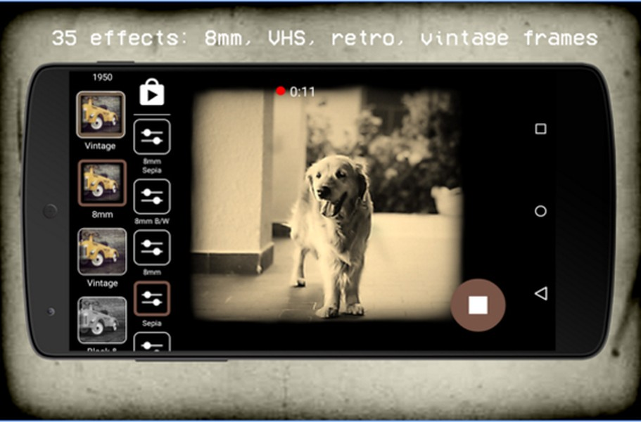 Vintage Retro Camera + VHS | Download | TechTudo