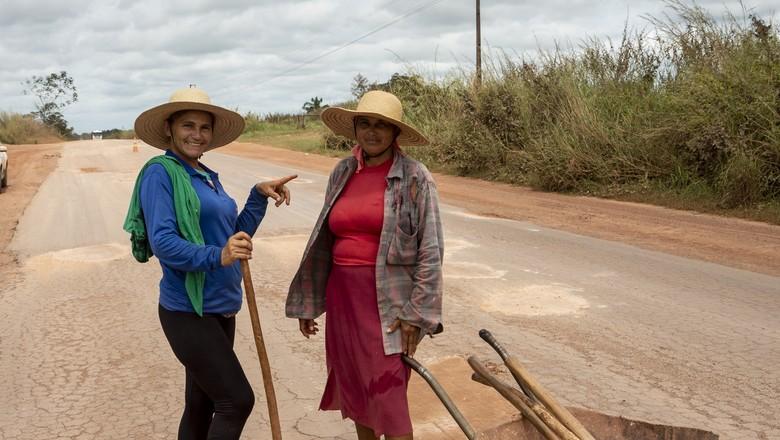 Brasil - Maio 2019 Viagem pela BR158 de Cuiabá a Marabá. Primeira etapa do Caminhos da Safra 2019, projeto da Revista Globo Rural. Fotos; Fernando Martinho. (Foto: Fernando Martinho)