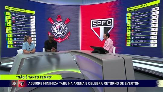 """No Troca de Passes, Ana Thaís alerta Corinthians e São Paulo: """" Empate é péssimo"""""""