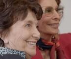 Nancy Kulik e Sophia Loren | Divulgação