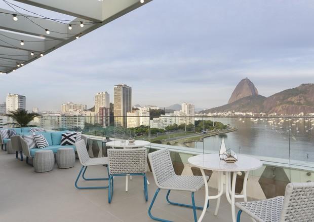 Yoo2 Experience anima sunset no Rio (Foto: Divulgação)