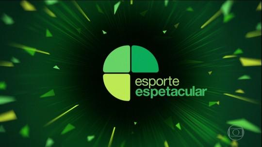 Esporte Espetacular - Bloco 1 - 19/08/2018 (Losys)