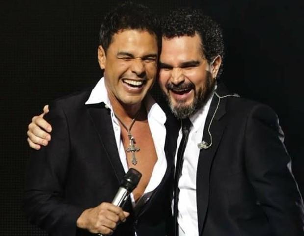 Zezé Di Camargo e Luciano (Foto: Fred Casagrande/Divulgação)