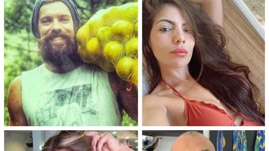 'Big Brother Brasil': veja antes e depois de ex-participantes que tiveram 2ª chance no reality