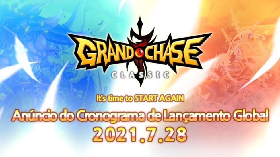 Grand Chase será relançado no Steam mais cedo que o esperado — Foto: Divulgação/Steam