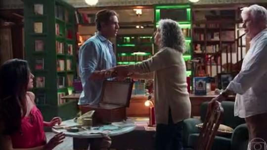 Margot descobre que Daniel é seu neto; reveja a cena