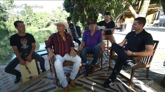 Sertanejo raiz: Marcos Paulo e Marcelo fazem homenagem a Milionário e José Rico