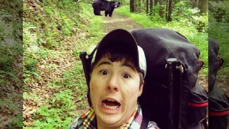 selfie (Foto: Reprodução)