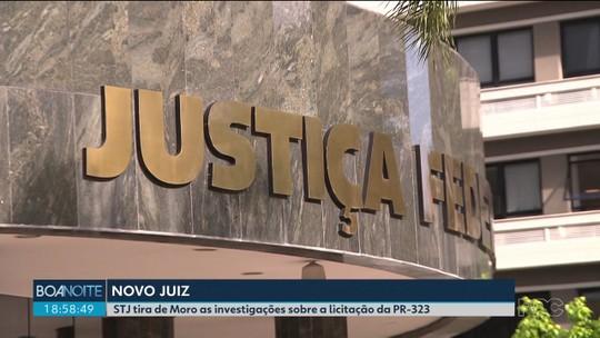 Definido juiz que substitui Moro na investigação que tem como alvo o ex-governador do Paraná Beto Richa