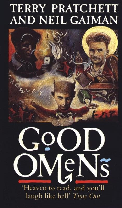 Good Omens (1990) (Foto: Divulgação)