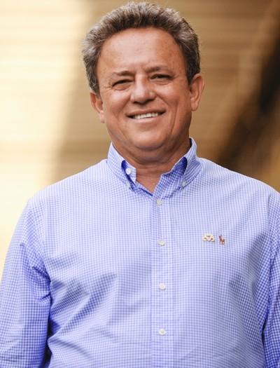 Rivaldo Borges, novo presidente da ABCZ de Uberaba (Foto: Alysson Oliveira/Divulgação)