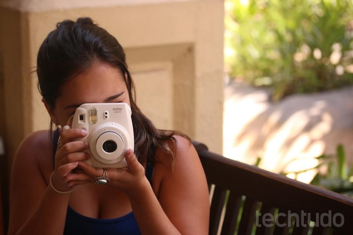 Instax Mini 8 ou Mini 9  descubra qual é a melhor câmera instantânea    Câmera   TechTudo dd2c5e945e