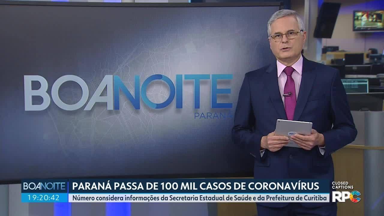 VÍDEOS: Boa Noite Paraná de quinta-feira, 13 de agosto