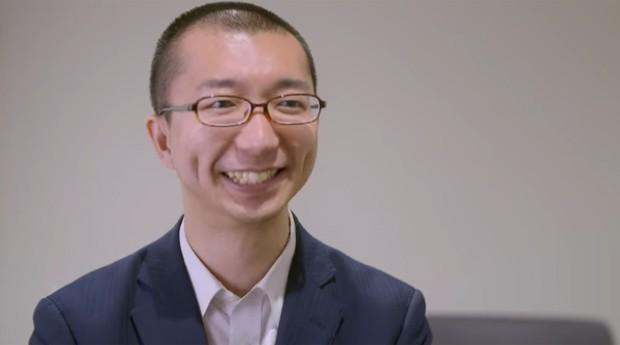 Hiroki Terai, fundador da  (Foto: Reprodução)