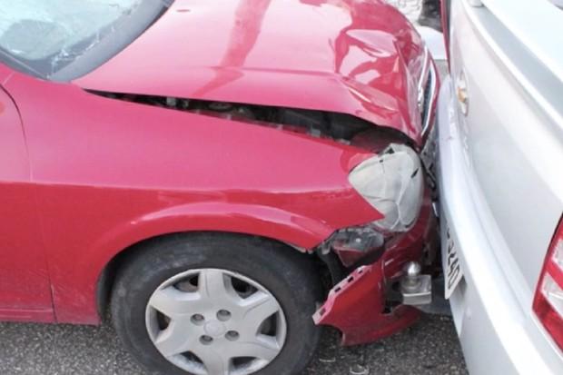 Acidente Chevrolet Celta Takata (Foto: Reprodução)