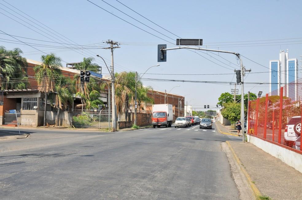 Trânsito será parcialmente interditado na Av. José Micheletti para obras em Piracicaba (Foto: Prefeitura de Piracicaba)