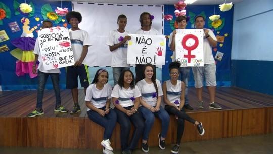 Feminismo como temática de aulas de arte no Rio de Janeiro