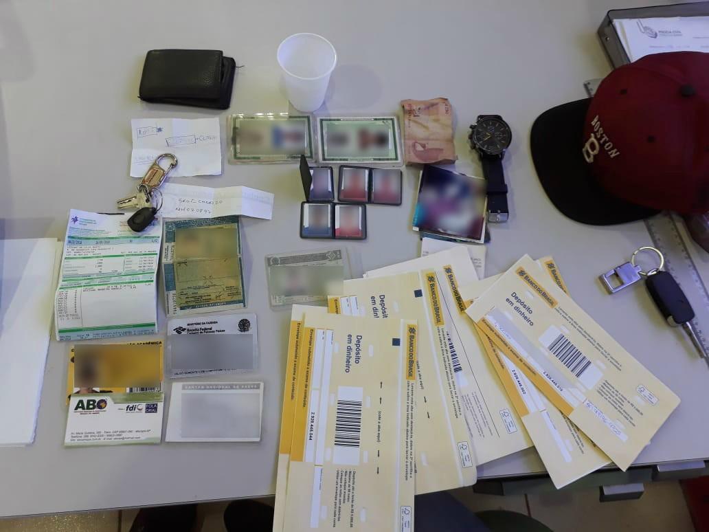 Dois irmãos são presos no AP suspeitos de aplicarem golpes em aplicativo de venda
