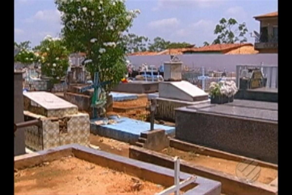 Marabá tem apenas um cemitério municipal capaz de receber sepultamentos