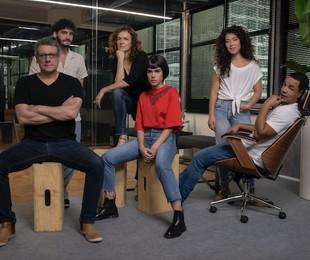 Elenco de 'Onisciente' | Rafael Morse / Netflix