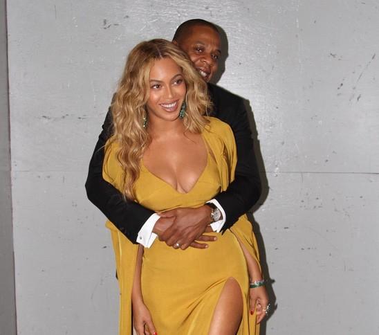 Beyonce e Jay Z (Foto: Instagram)