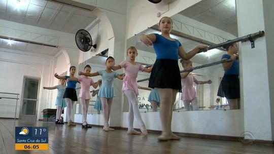 Pela primeira vez, escola do Teatro Bolshoi seleciona crianças e adolescentes no RS
