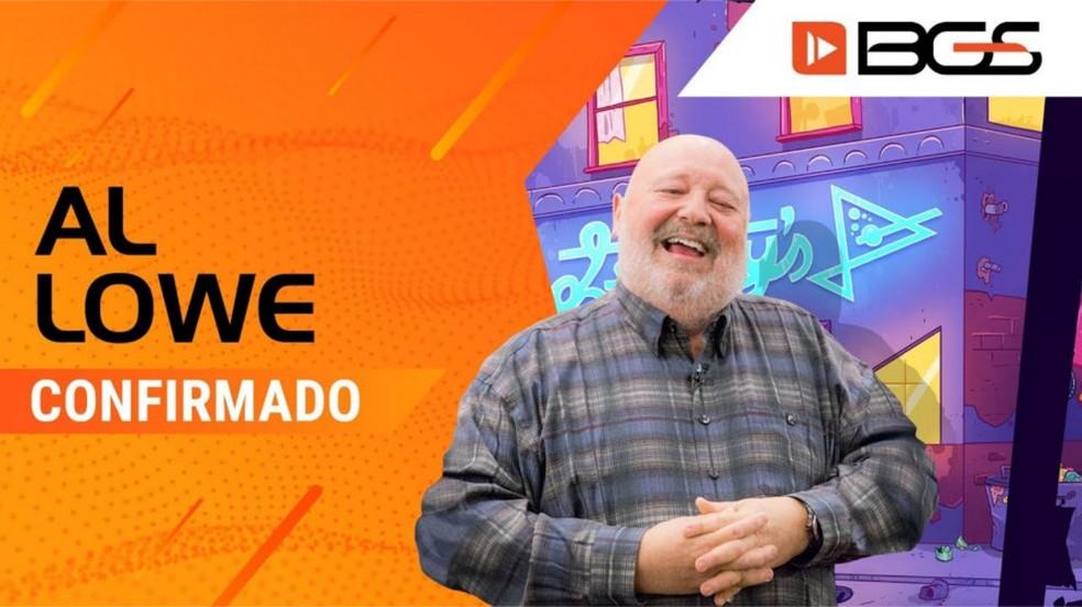 Al Lowe marcará presença na BGS 2019 para conversar com fãs e compartilhas curiosidades da sua carreira. — Foto: Divulgação/Brasil Game Show