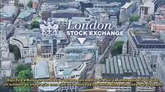 O centro financeiro de Londres após o Brexit