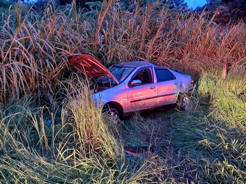 Acidente em Araraquara deixou jovem morta neste domingo — Foto: ACidadeON/Araraquara