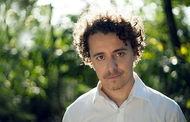 """O poeta Ramon Nunes Mello, organizador da antologia """"Tente Entender o que Tento Dizer"""" (Foto: Arquivo pessoal)"""