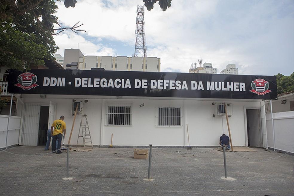 04c896ea5 ... Nova sede da Delegacia de Defesa da Mulher é inaugurada nesta  sexta-feira (8
