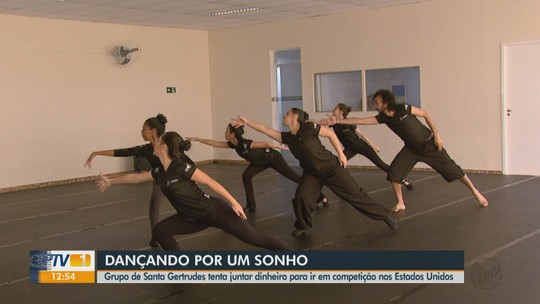 Companhia de dança de Santa Gertrudes é selecionada para campeonato nos Estados Unidos