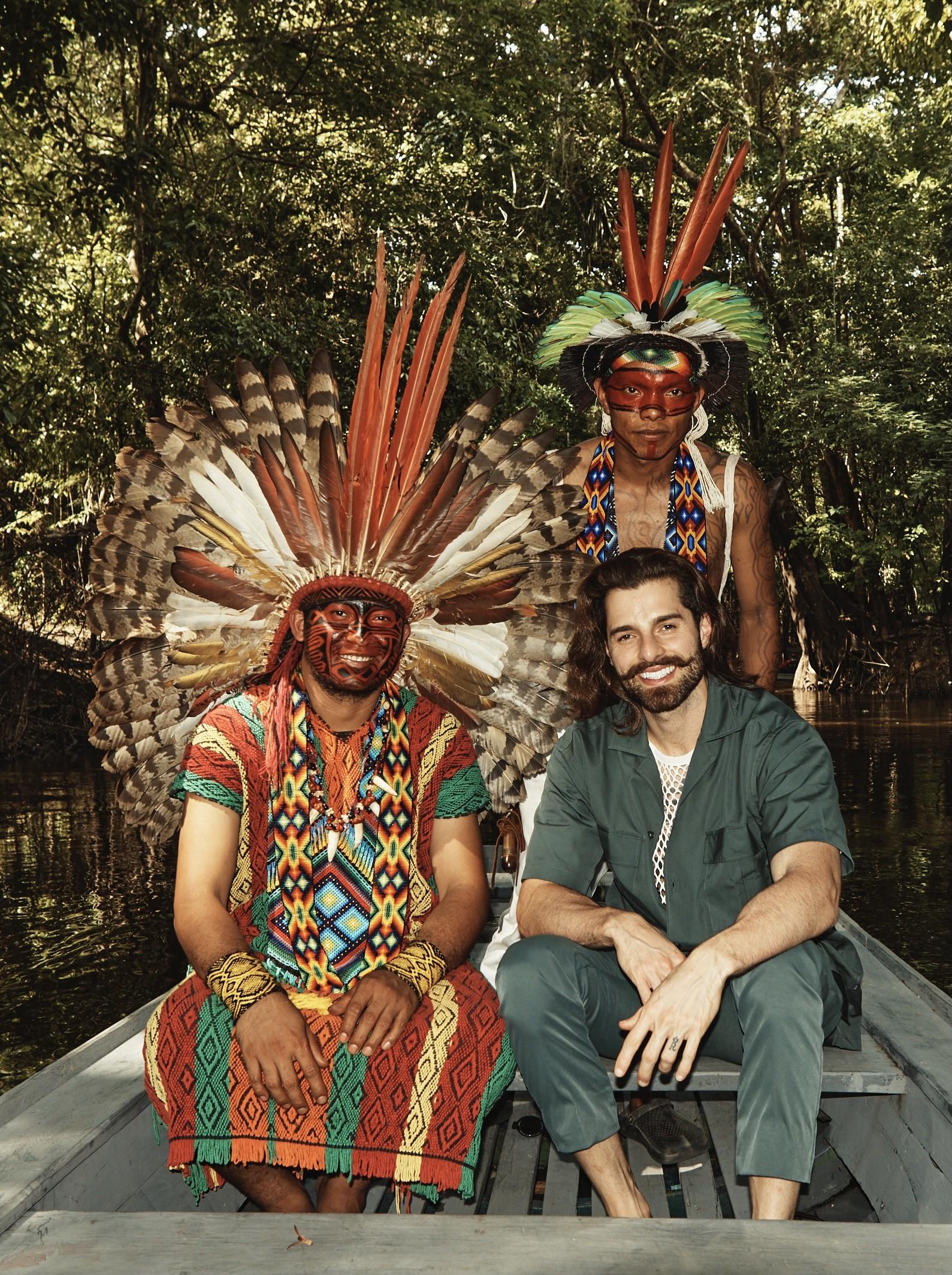 Alok se apresentou no Global Citizen 2021 direto da Amazônia (Foto: Divulgação)