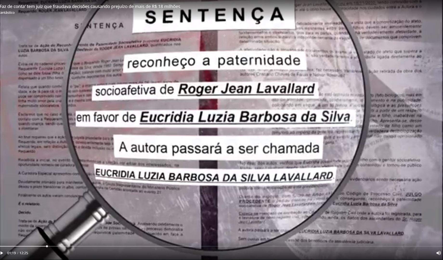 'Faz de conta' criminoso tem juiz que fraudava decisões causando prejuízo de mais de R$ 18 milhões