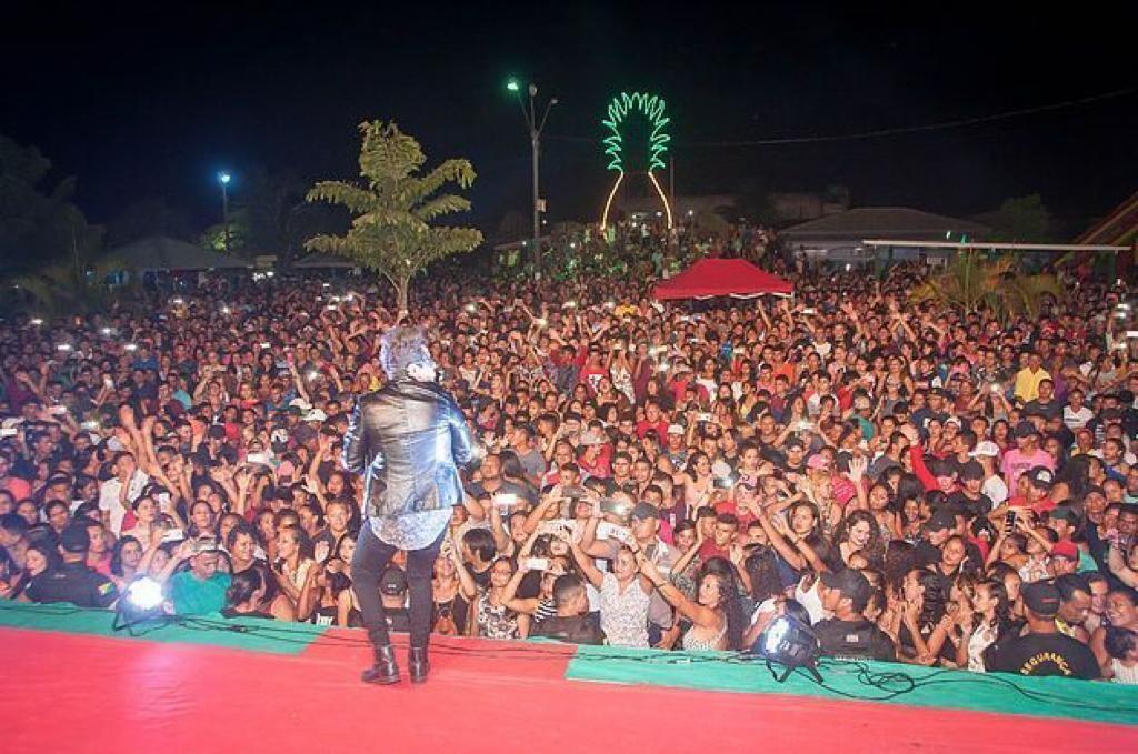 Frank Aguiar e Jardel Santos são atrações do 7º Festival do Abacaxi em Tarauacá, no AC - Notícias - Plantão Diário