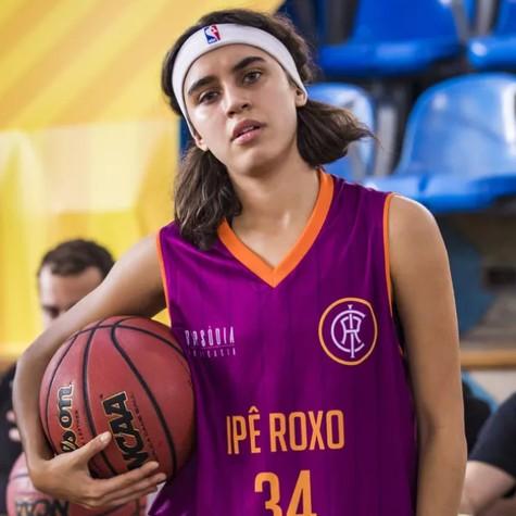 Giovanna Coimbra, a Gabriela de 'Bom sucesso' (Foto: Paulo Belote/TV Globo)