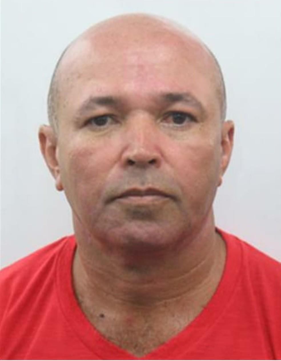 Sargento Gilmar Ferreira Barbosa tinha 52 anos — Foto: PMRN/Divulgação