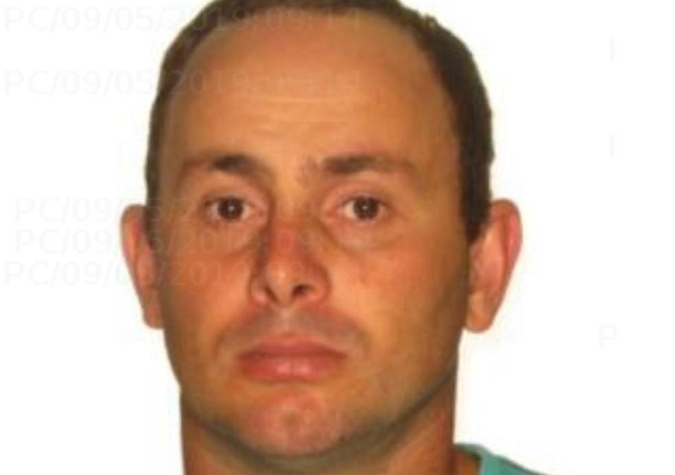 Homem apontado como autor dos disparos também morreu — Foto: Polícia Civil/Divulgação
