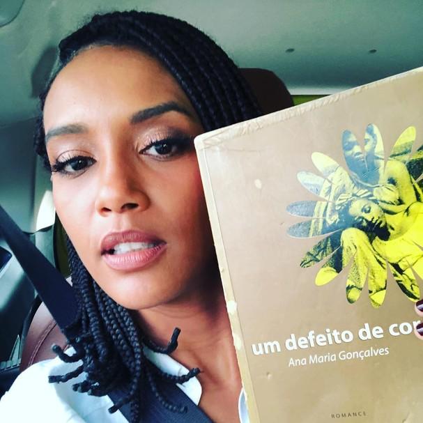 Taís Araújo (Foto: Reprodução / instagram)